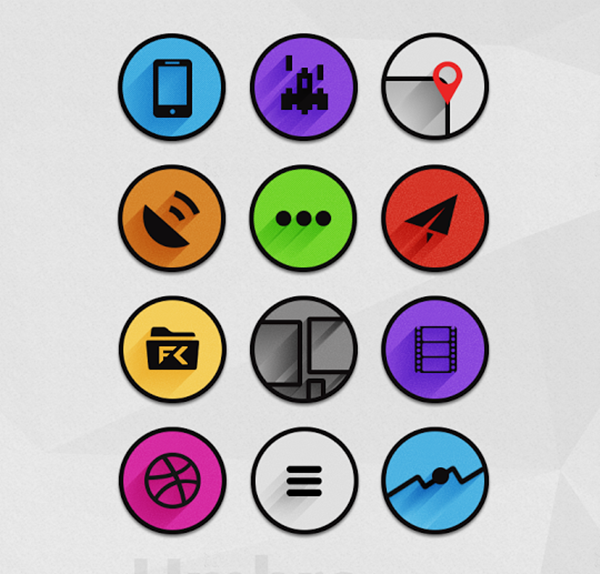 Icon Packs For Android (6)
