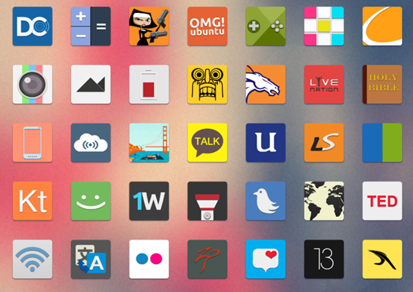 Icon Packs For Android (7)