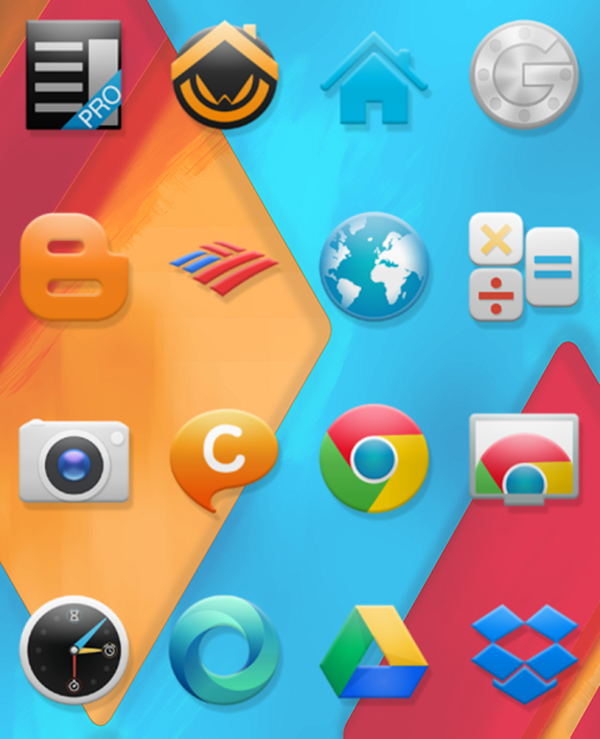 Icon Packs For Android (8)
