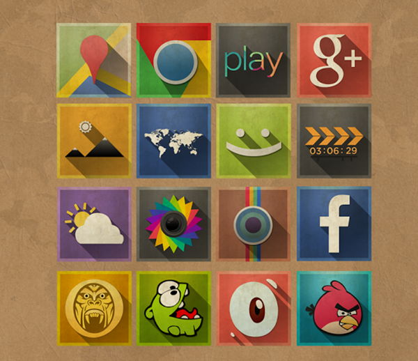 Icon Packs For Android (9)