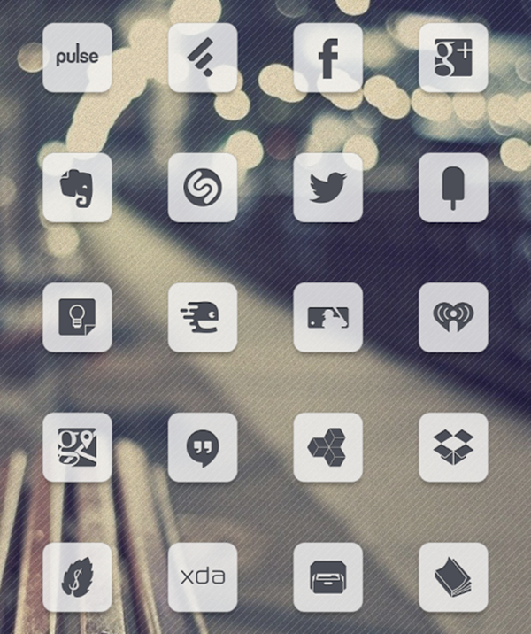 Icon Packs For Your Android (6)