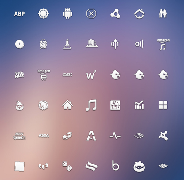 Icon Packs For Your Android (7)