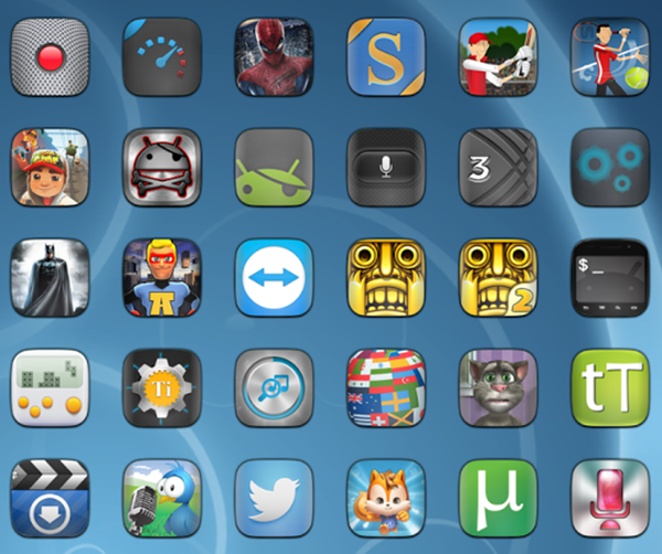 Icon Packs For Your Android (8)