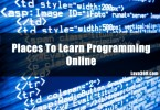 Developers Heaven: Top 15 Places to Learn Programming Online
