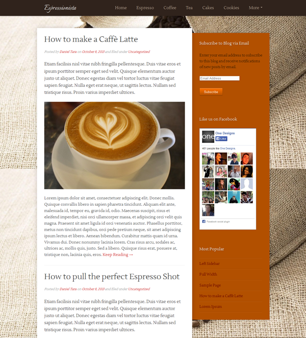 Responsive WordPress Themes (3)