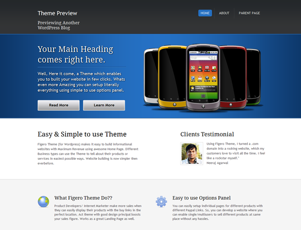 Responsive WordPress Themes (5)