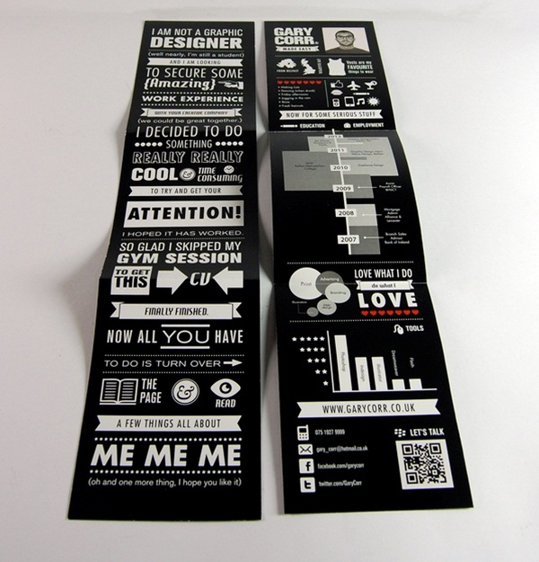 Brilliant Resume Designs Like You have never seen before (17)