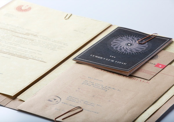 Brilliant Resume Designs Like You have never seen before (20)