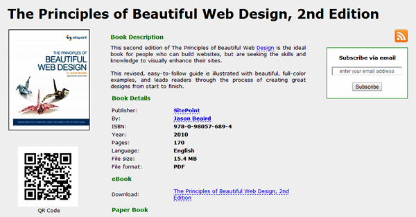Free e-books for Web Designers (10)