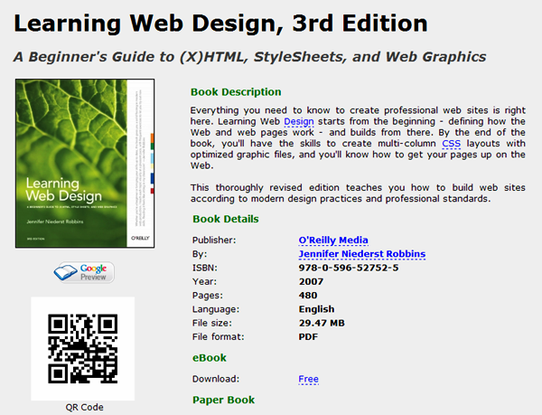 Free e-books for Web Designers (4)