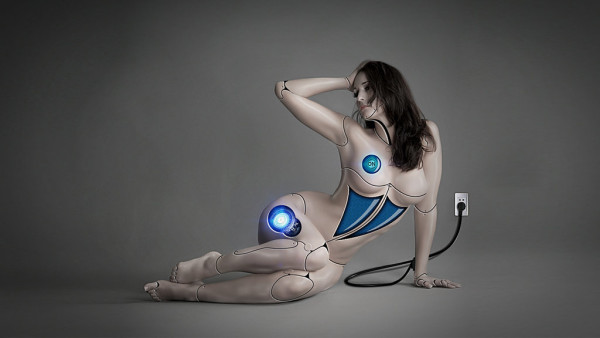 Cyborg Girls Photo manipulations
