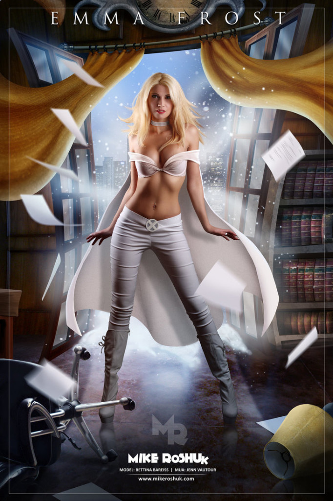 Emma Frost - X-Men: Days of Future Past