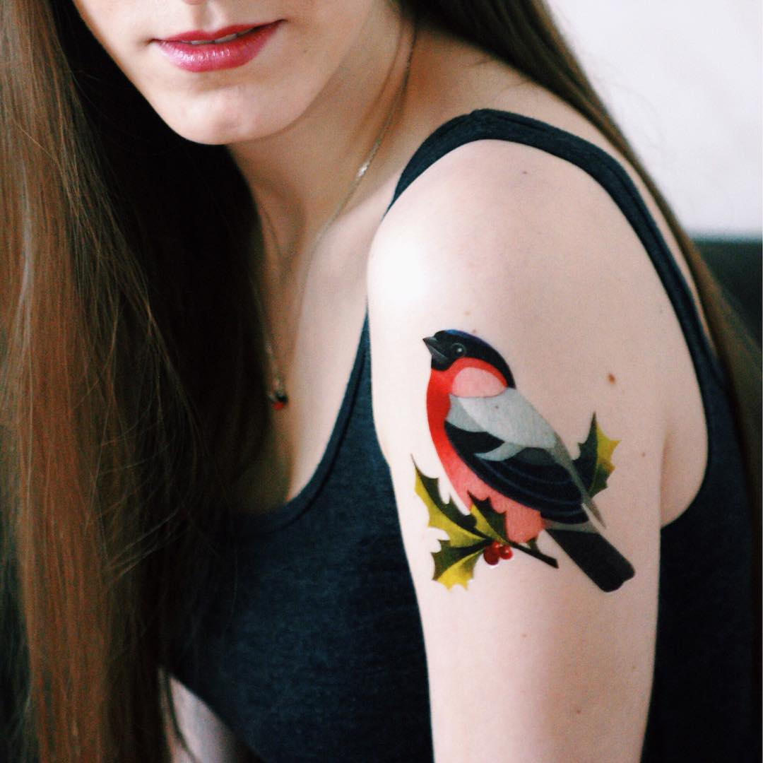 Temporary Nature Tattoo Designs 1.0