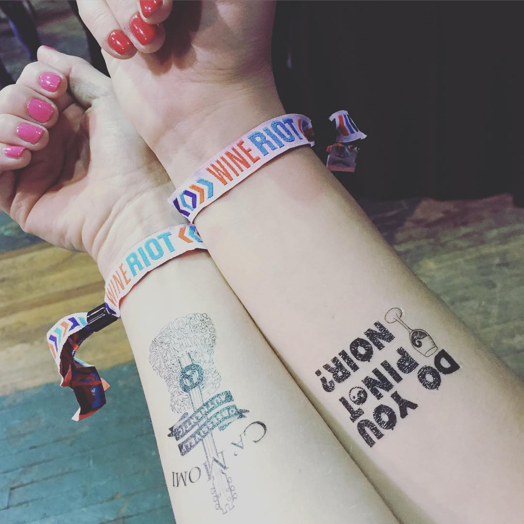 Temporary Text Tattoo Designs 1.0