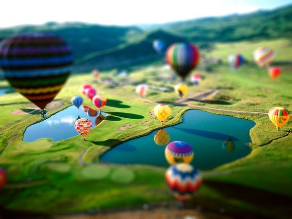 Tilt-shift Photography (1)
