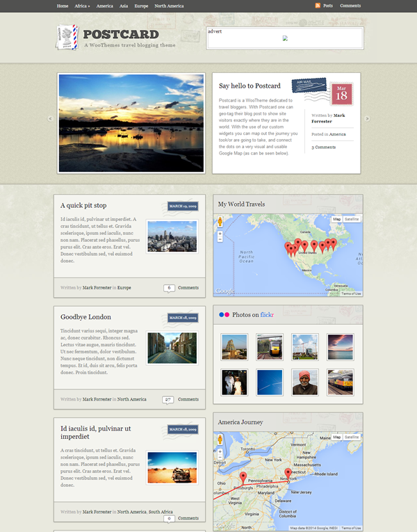 Best Vintage WordPress Themes10