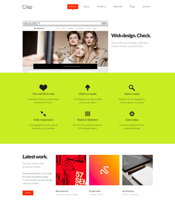 Best Vintage WordPress Themes13