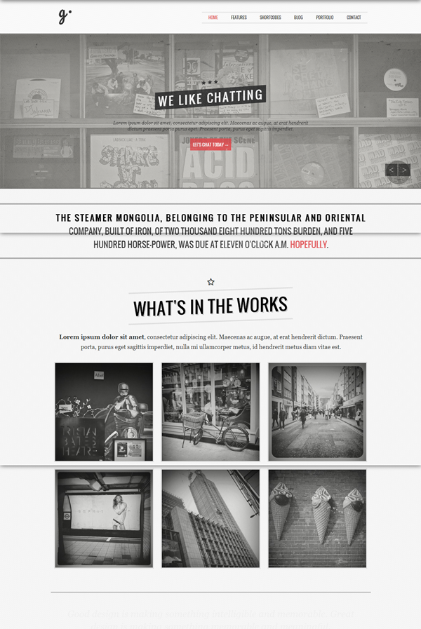 Best Vintage WordPress Themes14
