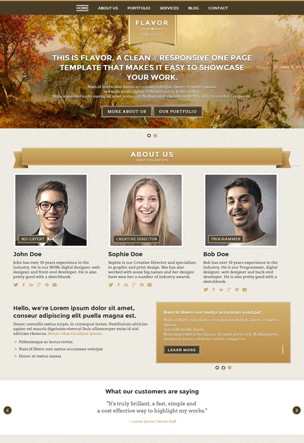 Best Vintage WordPress Themes17