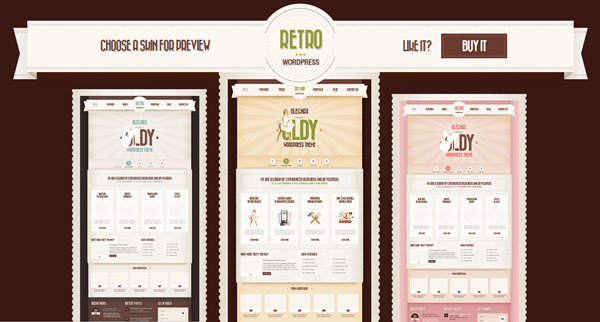 Best Vintage WordPress Themes2