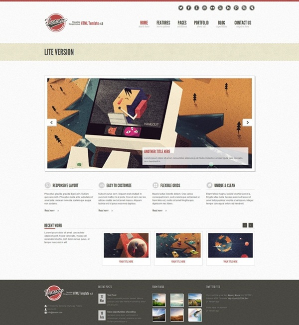 Best Vintage WordPress Themes3