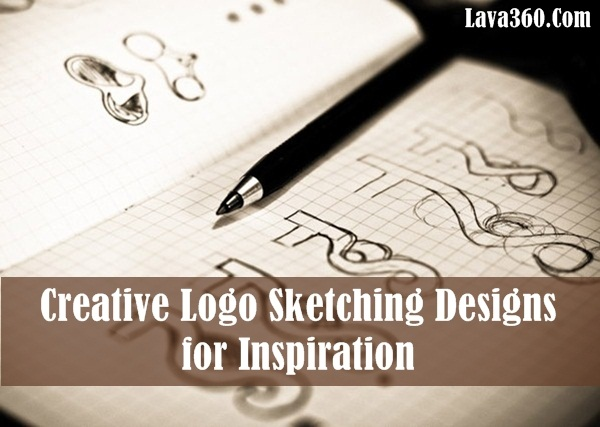 Creative Logo Sketching Designs for Inspiration1.1