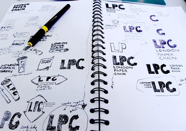 Creative Logo Sketching Designs for Inspiration1.3