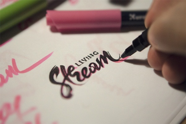 Creative Logo Sketching Designs for Inspiration8