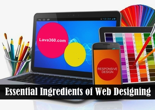 Essential Ingredients of Web Designing1.1