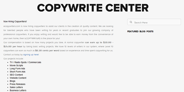 Websites to Pay you for Article Writing15