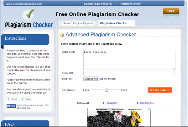 Best Online Plagiarism Checker Websites16