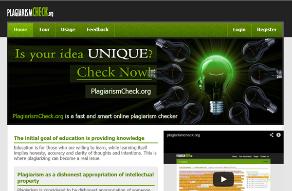 Best Online Plagiarism Checker Websites2