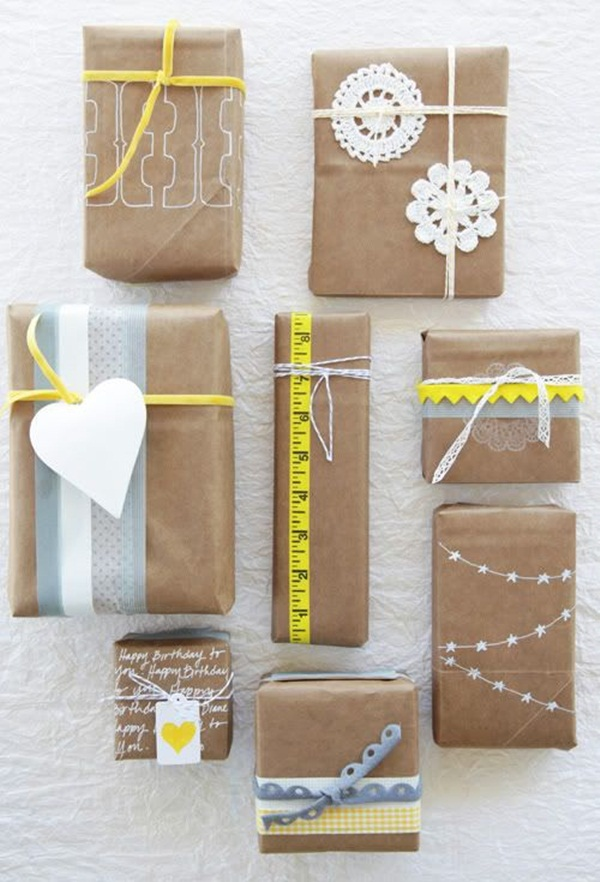 Gift Wrapping Ideas14