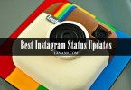 50 Best Instagram Status Updates