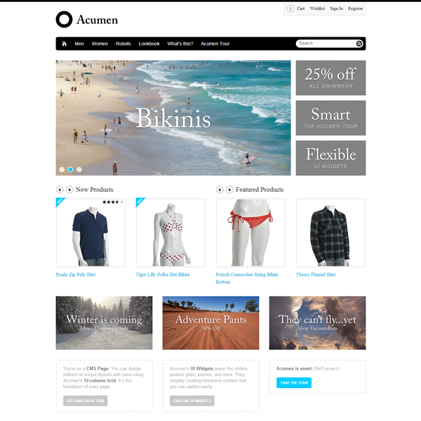 Best Magento Themes11