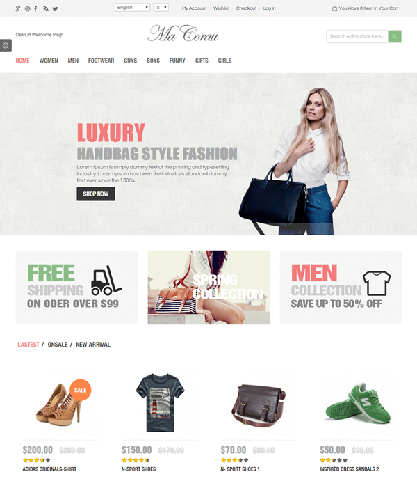 Best Magento Themes15