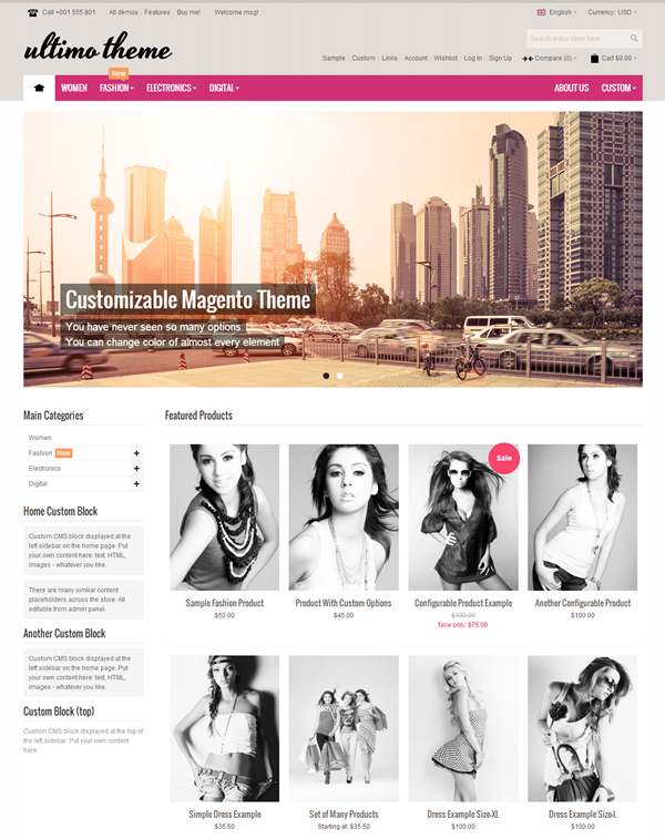 Best Magento Themes2