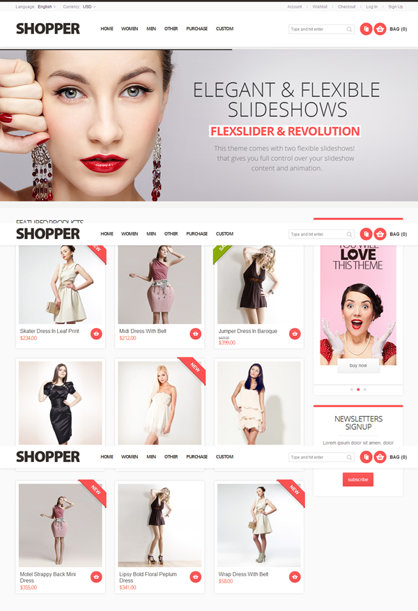 Best Magento Themes4