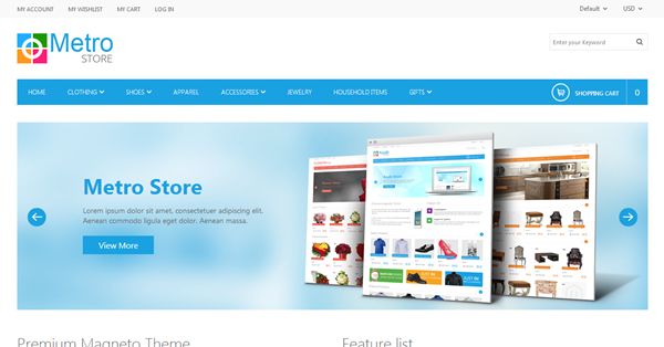Best Magento Themes5