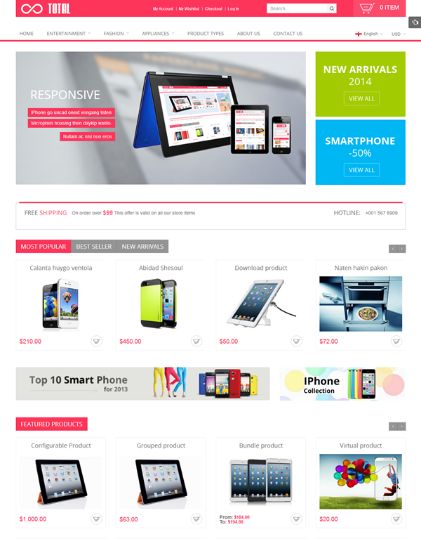 Best Magento Themes6