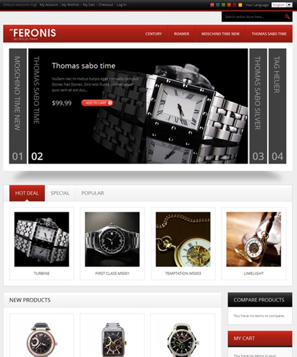 Best Magento Themes8