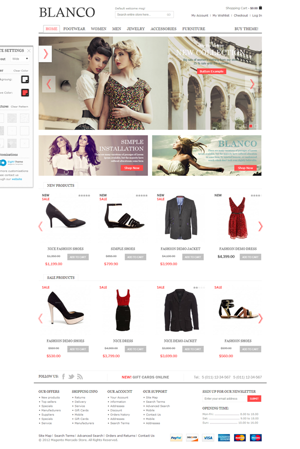 Best Magento Themes9