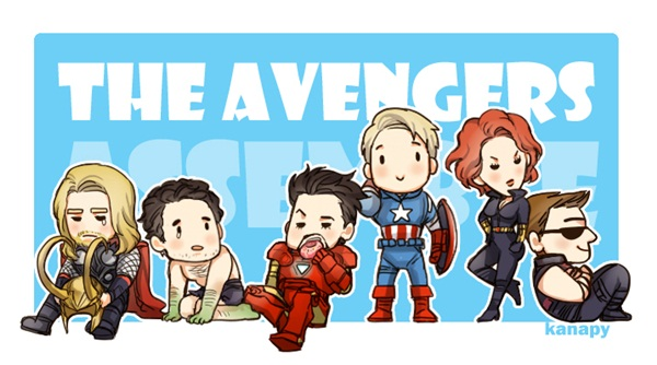 Cool Avenger Fan Art Posters17