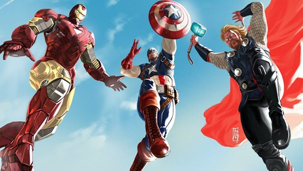 Cool Avenger Fan Art Posters22