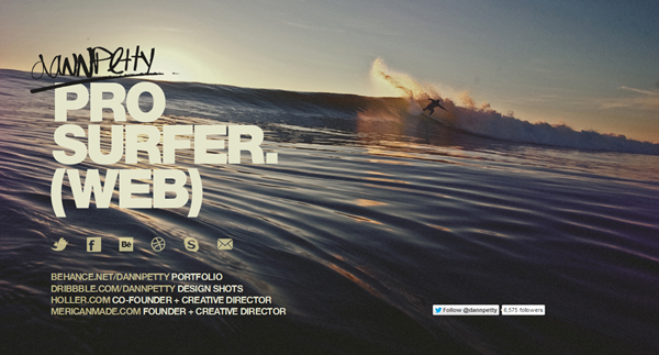 Full Screen Website Design for Inspiration23