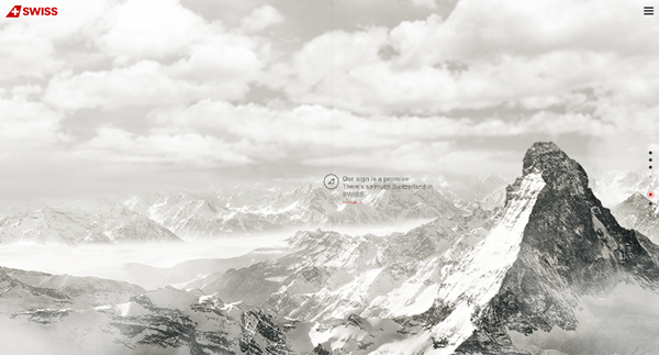 Full Screen Website Design for Inspiration25