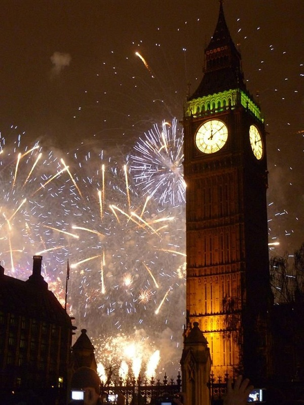 Incredible Firework Pictures18.1