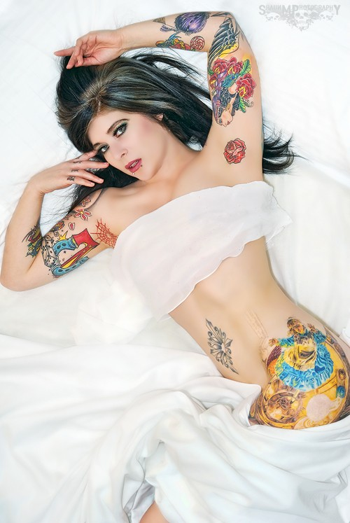 White Sheets tattoo design ideas
