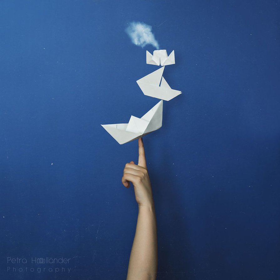 ship ahoy - strange conceptual photography