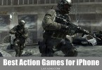 Top 18 Best Action Games for iPhone